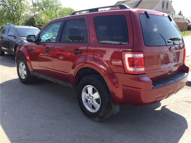 2012 Ford Escape XLT (Stk: 67) in Winnipeg - Image 3 of 15
