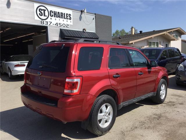 2012 Ford Escape XLT (Stk: 67) in Winnipeg - Image 5 of 15