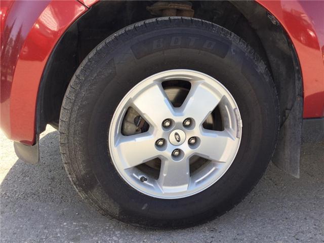 2012 Ford Escape XLT (Stk: 67) in Winnipeg - Image 9 of 15