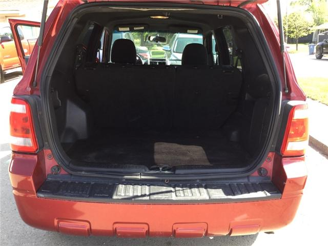 2012 Ford Escape XLT (Stk: 67) in Winnipeg - Image 10 of 15