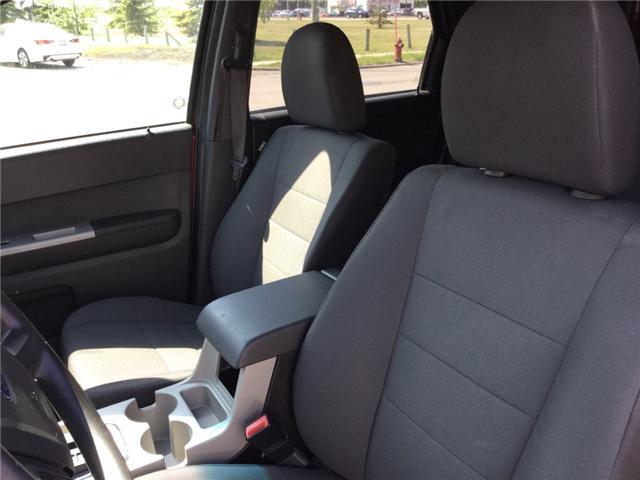 2012 Ford Escape XLT (Stk: 67) in Winnipeg - Image 11 of 15