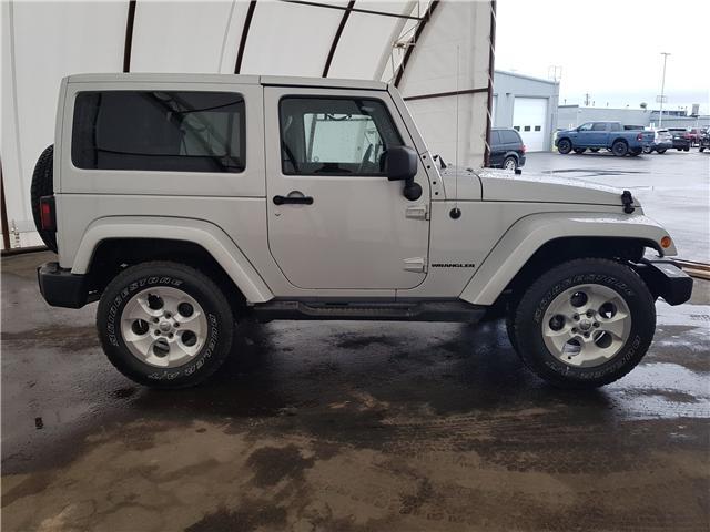 2012 Jeep Wrangler Sahara (Stk: 13581) in Thunder Bay - Image 2 of 23