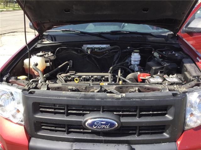 2012 Ford Escape XLT (Stk: 67) in Winnipeg - Image 14 of 15
