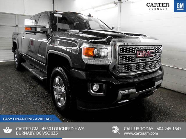2019 GMC Sierra 3500HD Denali (Stk: 89-99260) in Burnaby - Image 1 of 13