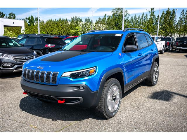 2019 Jeep Cherokee Trailhawk (Stk: K447772) in Abbotsford - Image 3 of 24