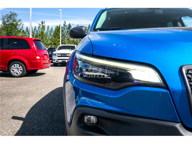 2019 Jeep Cherokee Trailhawk (Stk: K447772) in Abbotsford - Image 11 of 24