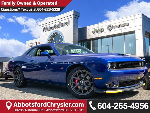 2019 Dodge Challenger Scat Pack 392 (Stk: K649408) in Abbotsford - Image 1 of 24