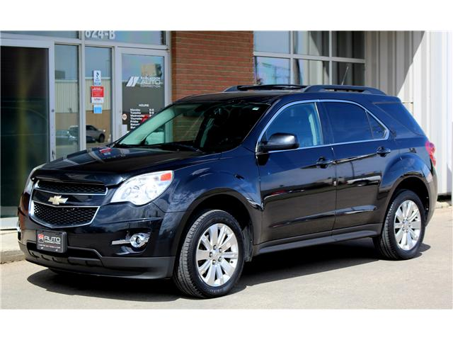 2010 Chevrolet Equinox LT (Stk: 392947) in Saskatoon - Image 1 of 24
