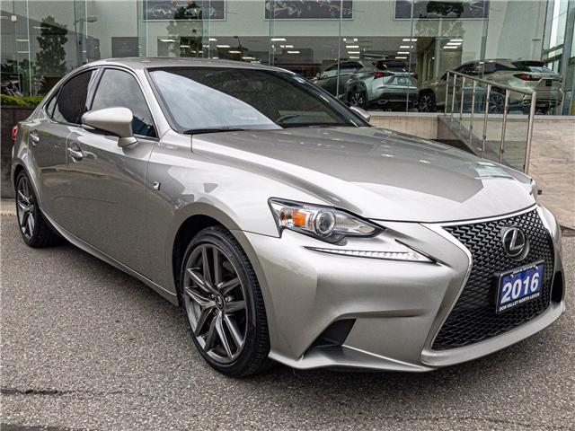 2016 Lexus IS 300 Base (Stk: 28163A) in Markham - Image 1 of 25
