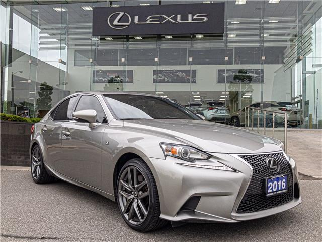 2016 Lexus IS 300 Base (Stk: 28163A) in Markham - Image 2 of 25