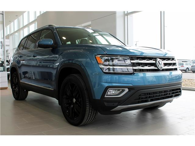 2019 Volkswagen Atlas 3.6 FSI Highline (Stk: 69386) in Saskatoon - Image 1 of 21