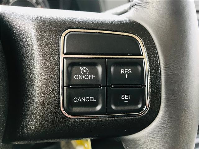 2017 Jeep Patriot Sport/North (Stk: LF010410) in Surrey - Image 25 of 28