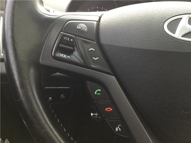 2013 Hyundai Veloster Turbo (Stk: 7682H) in Markham - Image 11 of 14