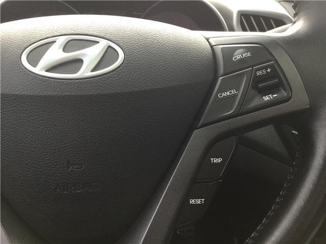 2013 Hyundai Veloster Turbo (Stk: 7682H) in Markham - Image 12 of 14