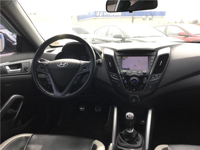 2013 Hyundai Veloster Turbo (Stk: 7682H) in Markham - Image 13 of 14