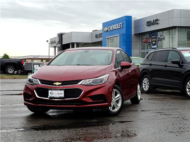 2018 Chevrolet Cruze LT Auto (Stk: N13446) in Newmarket - Image 1 of 26