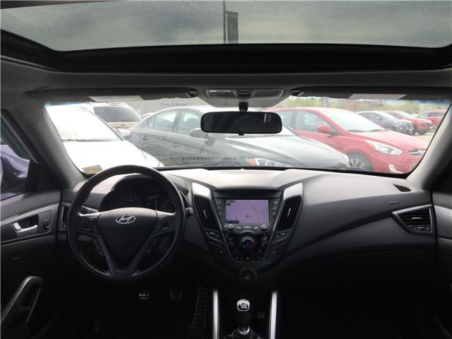 2013 Hyundai Veloster Turbo (Stk: 7682H) in Markham - Image 14 of 14