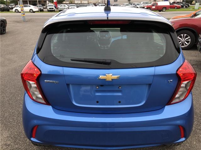 2018 Chevrolet Spark 1LT CVT (Stk: ) in Kemptville - Image 4 of 29