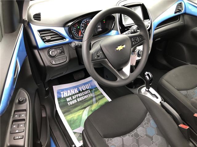 2018 Chevrolet Spark 1LT CVT (Stk: ) in Kemptville - Image 7 of 29