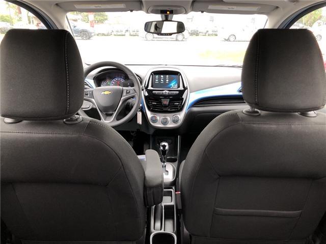 2018 Chevrolet Spark 1LT CVT (Stk: ) in Kemptville - Image 11 of 29