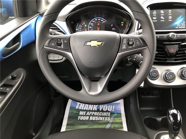 2018 Chevrolet Spark 1LT CVT (Stk: ) in Kemptville - Image 13 of 29
