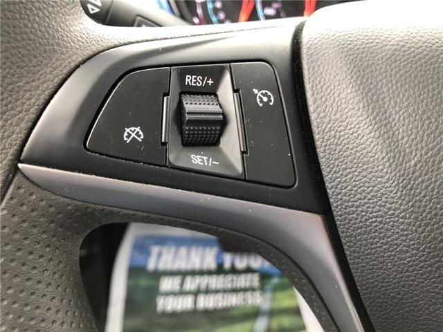 2018 Chevrolet Spark 1LT CVT (Stk: ) in Kemptville - Image 17 of 29