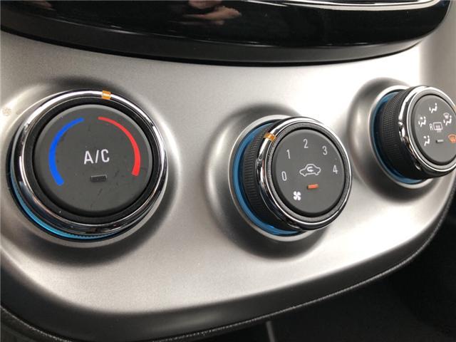 2018 Chevrolet Spark 1LT CVT (Stk: ) in Kemptville - Image 22 of 29