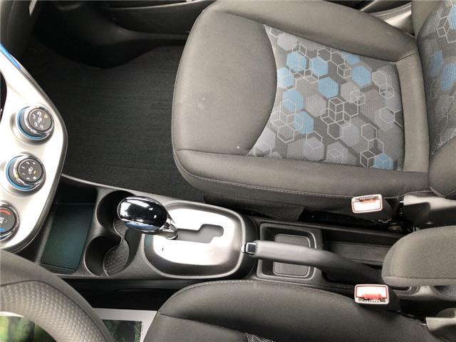 2018 Chevrolet Spark 1LT CVT (Stk: ) in Kemptville - Image 24 of 29