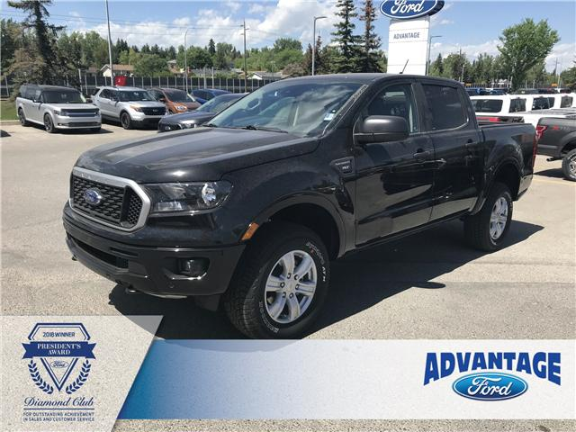 2019 Ford Ranger  (Stk: K-1393) in Calgary - Image 1 of 5