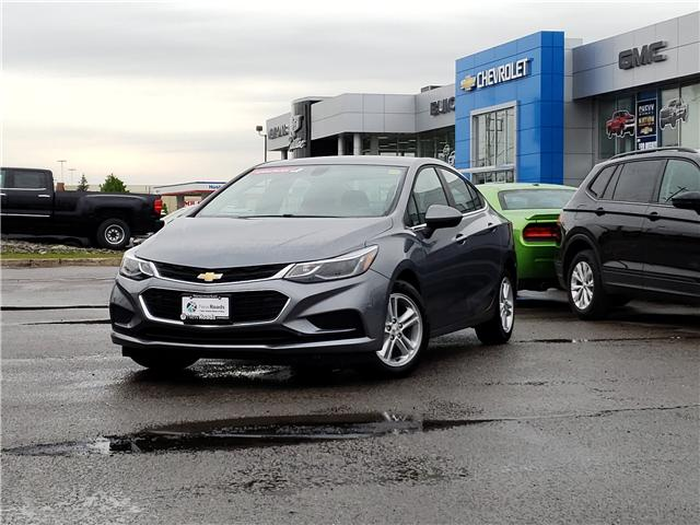 2018 Chevrolet Cruze LT Auto (Stk: N13452) in Newmarket - Image 1 of 29