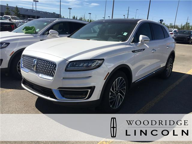 2019 Lincoln Nautilus Reserve (Stk: K-1562) in Calgary - Image 1 of 5