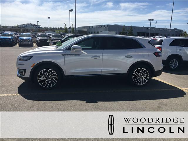 2019 Lincoln Nautilus Reserve (Stk: K-1562) in Calgary - Image 2 of 5
