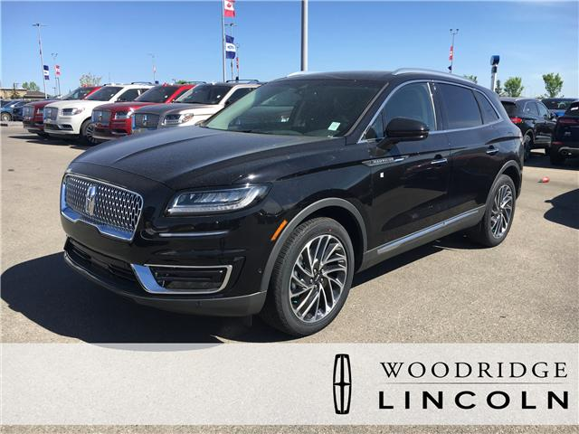 2019 Lincoln Nautilus Reserve (Stk: K-1680) in Calgary - Image 1 of 6
