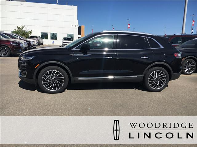 2019 Lincoln Nautilus Reserve (Stk: K-1680) in Calgary - Image 2 of 6