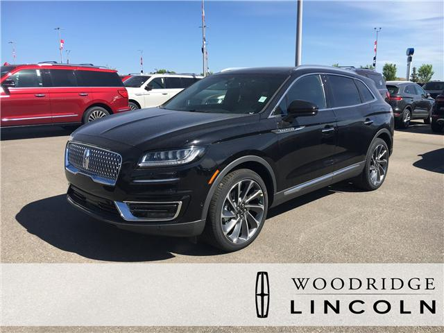2019 Lincoln Nautilus Reserve (Stk: K-1681) in Calgary - Image 1 of 5