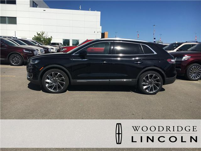 2019 Lincoln Nautilus Reserve (Stk: K-1681) in Calgary - Image 2 of 5