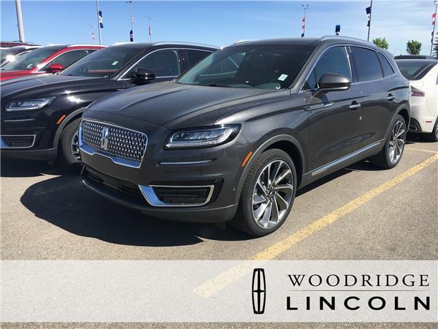 2019 Lincoln Nautilus Reserve (Stk: K-1733) in Calgary - Image 1 of 5
