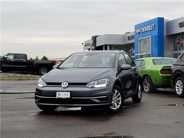 2018 Volkswagen Golf 1.8 TSI Trendline (Stk: N13450) in Newmarket - Image 1 of 23