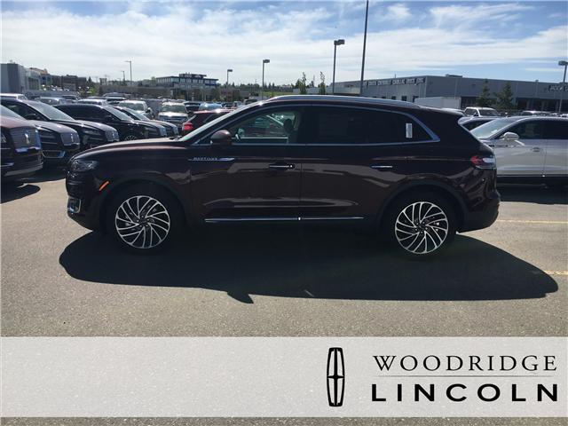 2019 Lincoln Nautilus Reserve (Stk: K-1804) in Calgary - Image 2 of 6