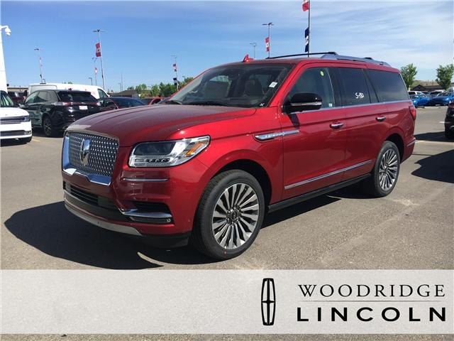 2019 Lincoln Navigator Reserve (Stk: K-1955) in Calgary - Image 1 of 6