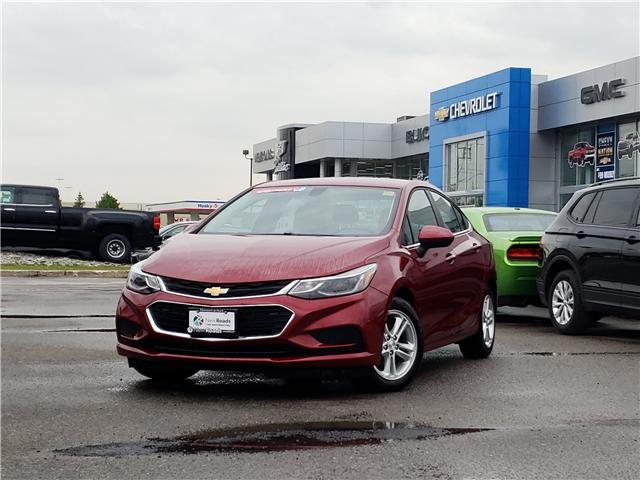 2018 Chevrolet Cruze LT Auto (Stk: N13444) in Newmarket - Image 1 of 27