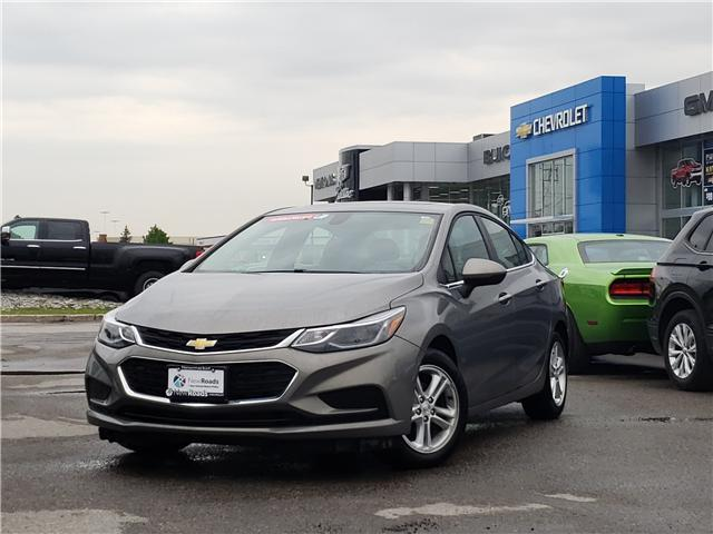 2018 Chevrolet Cruze LT Auto (Stk: N13447) in Newmarket - Image 1 of 24