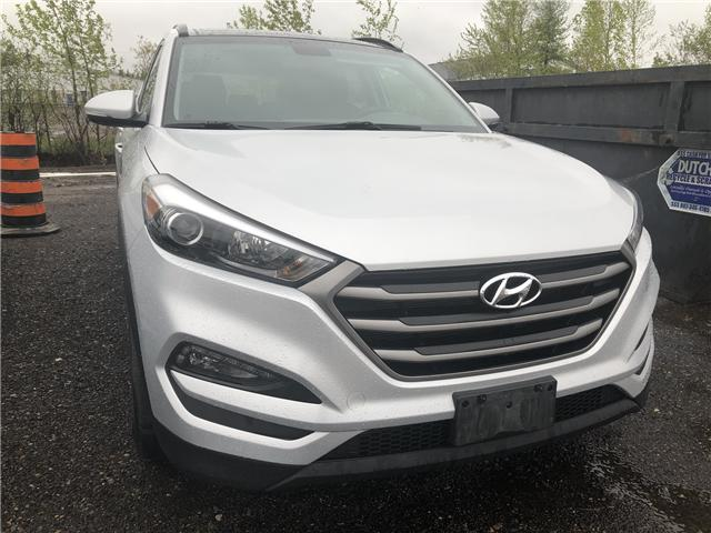 2016 Hyundai Tucson Luxury (Stk: 15992AZ) in Thunder Bay - Image 1 of 2