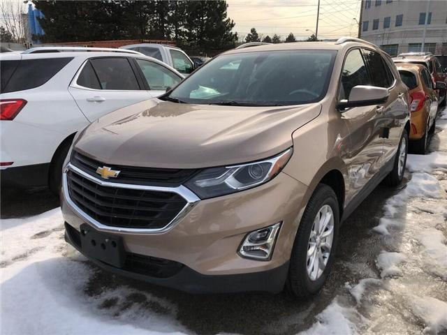 2019 Chevrolet Equinox 1LT (Stk: 215580) in BRAMPTON - Image 1 of 5