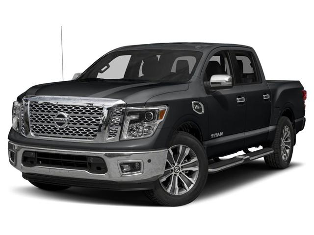 2019 Nissan Titan SL Midnight Edition (Stk: 19509) in Barrie - Image 1 of 9