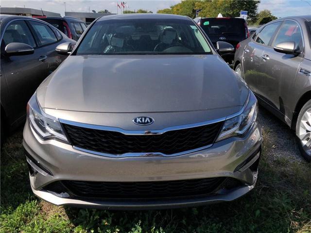 2019 Kia Optima LX+ (Stk: 903001) in Burlington - Image 2 of 5