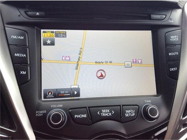 2014 Hyundai Veloster Tech (Stk: B7411) in Ajax - Image 6 of 23