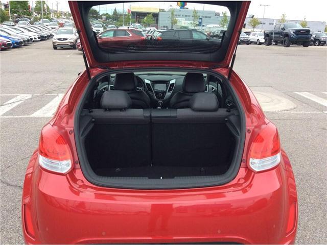 2014 Hyundai Veloster Tech (Stk: B7411) in Ajax - Image 14 of 23