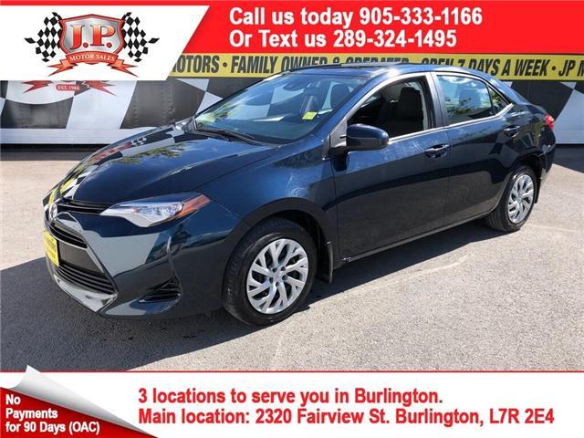 2017 Toyota Corolla LE (Stk: 47001r) in Burlington - Image 1 of 24