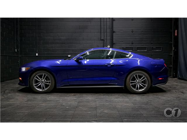 2015 Ford Mustang EcoBoost Premium (Stk: CT19-203) in Kingston - Image 1 of 34